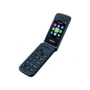 Мобільний телефон PHILIPS Xenium E255 Blue