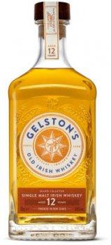 Віскі Gelston's 12 Years Rum Cask 0.7 л 43% (5011166056904)