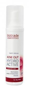 Крем-уход для лица с успокаивающим эффектом Biotrade ACNE OUT Гидро Актив 60 мл (3800221840396)