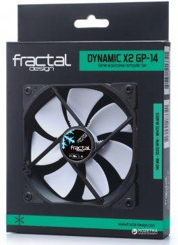 Кулер Fractal Design Dynamic X2 GP-14 White (FD-FAN-DYN-X2-GP14-WT)