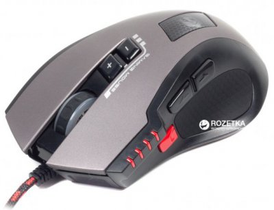 Миша Gembird MUSG-004 USB Black (MUSG-004)