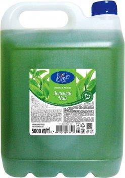 Жидкое мыло Flower Shop Зеленый чай 5 л (4820046280510)