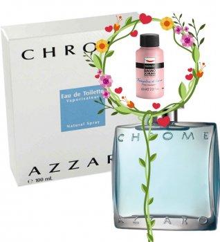 Мужская парфюмерия AZZARO CHROME EDT SPRAY 100ML (3351500920037)