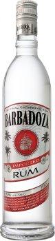 Ром Barbadoza White 0.7 л 37.5% (4770053232036)