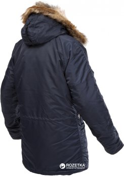 Парка Airboss Winter Parka Thinsulate Replica Blue (171000123221T)