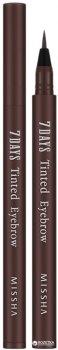 Гелевий тінт для брів Missha 7Days Tinted Eyebrow 0.8 мл Sepia Brown (8806185730242)