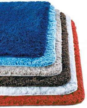 Килимок для ванної кімнати Kela Livana Зелено-синій
