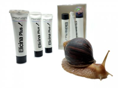 Крем от ожогов, шрамов, бородавок, акне ELICINA Plus 42 ml с увлажнением набор U 2
