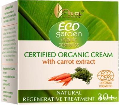 Органический крем с экстрактом моркови AVA Laboratorium 30+ 50 мл (5906323001333)