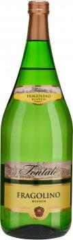 Фраголино Fontale белое сладкое 1.5 л 7.5% (8007531116073)