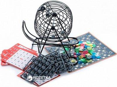 Настільна гра Spin Master Games Бінго делюкс з лототроном (SM98375/6033152)