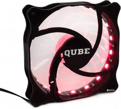Кулер QUBE RGB Aura (QB-RGB-120-18)