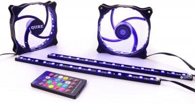 Набор подсветки для корпуса QUBE RGB Aura Lights (RGB_AURA_KITv01)