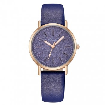 Женские классические часы Yolako, циферблат - серый, арт. (41317)