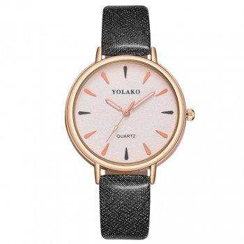 Женские классические часы Yolako, циферблат - белый, арт. (41440)