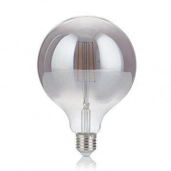 Світлодіодна лампа Ideal Lux Vintage E27 4W Globo Big Fume' 2200K (204468) 87569