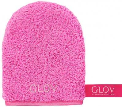 Рукавичка для снятия макияжа Glov On The Go Розовая (5902768711325)