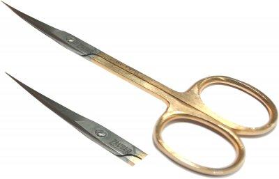 Ножницы маникюрные для кутикул Zauber-manicure 01-137G (4004904211377)