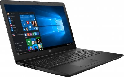 Ноутбук HP Notebook 15-db1135ur (8PL10EA) Black