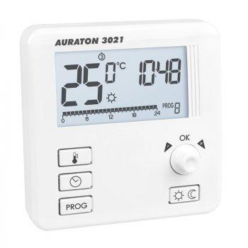 Недельный программатор Auraton 3021