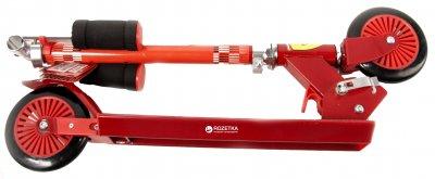 Самокат Ferrari двухколёсный Красный (6947045655304)