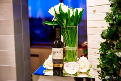 Вино Inkerman Reserve Cabernet Sauvignon червоне сухе 0.75 л 10-14% (4823090000233)