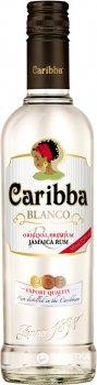 Ром Caribba Blanco 0.5 л 37.5% (4740050006183)