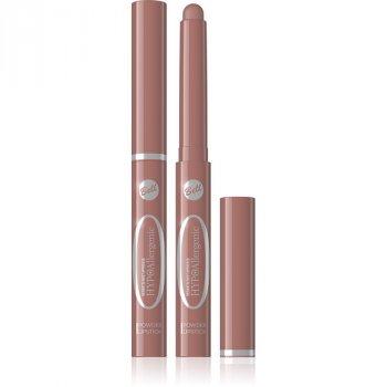 Пудровая губная помада Hypo Allergenic Powder Lipstick 1,6 г №1 delicate beige ( HBL10893)