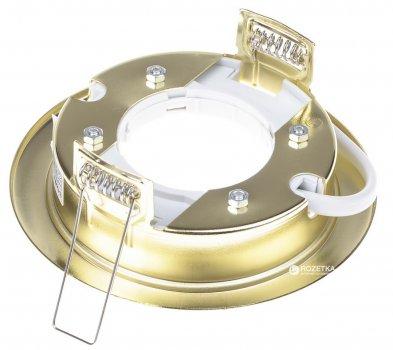 Світильник точковий Brille HDL-DS 154 GOLD for LED GX53 (32-355)