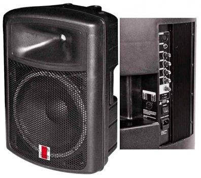 Колонка с усилителем мощности JB sound MAX-15ACT (1451)
