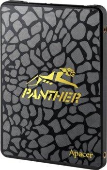 """Apacer AS340 Panther 480GB 2.5"""" SATAIII TLC BULK (AP480GAS340G)"""