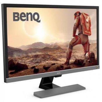 Монитор BENQ EL2870U Metallic Grey
