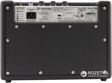 Акустична система Fender Monterey Black (225925)