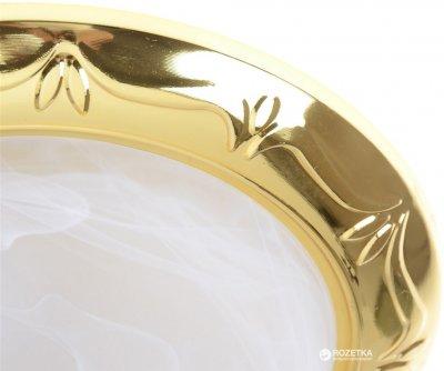 """Настінно-стельовий світильник Brille BR-02 284C/2 E27 """"28 G (22-633)"""