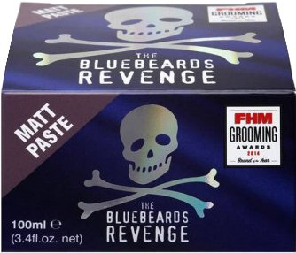 Паста матова для укладання волосся The Bluebeards Revenge Matt Paste 100 мл (5060297001260)