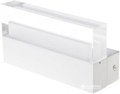 Світильник настінний Brille AL-501/6W LED NW WH IP20 (26-428)