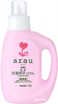 Рідкий засіб для прання одягу Arau 1.2 л (4973512515705)