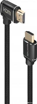 Кабель Promate proLink4K1 HDMI - HDMI v.2.0 5 м Black (proLink4K1-500.black)