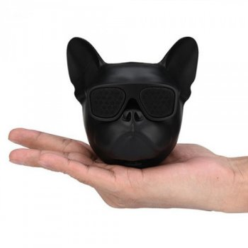 Портативна Bluetooth колонка Aerobull DOG Big Head, c функцією speakerphone, радіо (6036BS) PRO