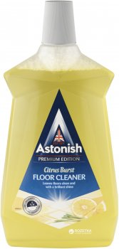 Універсальний суперконцентрат для миття підлоги Astonish Цитрус 1 л (5060060211032)