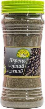 Перець чорний Dr.IgeL мелений 180 г (4820155170467)