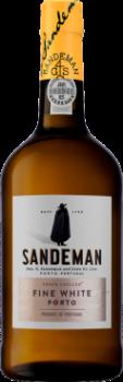 Портвейн Sandeman White Porto Sogrape Vinhos білий солодкий 0.75 л 19.5% (5601083641101)