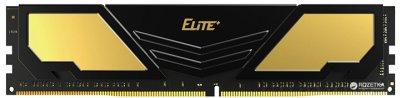 Оперативна пам'ять Team Elite Plus DDR4-2400 16384MB PC4-19200 Black (TPD416G2400HC1601)