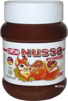Шоколадный крем Nussa 350 г (4002309011219)