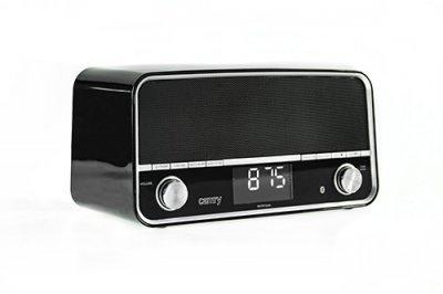 Радиоприемник Camry CR 1151 B Черный (hub_AUDK64692)