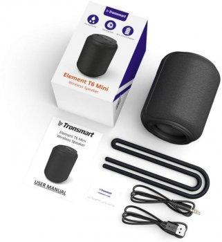 Акустична система Tronsmart Element T6 Mini Black (FSH102883)