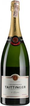 Шампанське Taittinger Brut Reserve біле брют 1.5 л 12.5% (3016570001139)