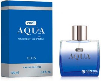Туалетная вода для мужчин Dilis Parfum Aqua Cool 100 мл (4810212011208)