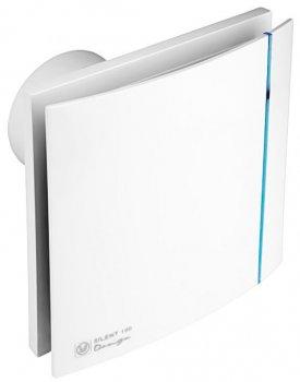 Витяжний вентилятор SOLER&PALAU SILENT-100 CHZ DESIGN з датчиком вологості