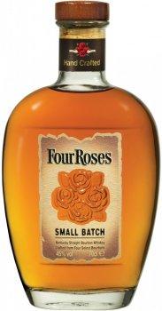 Бурбон Four Roses Small Batch 0.7 л 45% (5000299284865)